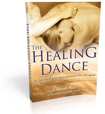 The healing Dance cover photo by Judee Bramm